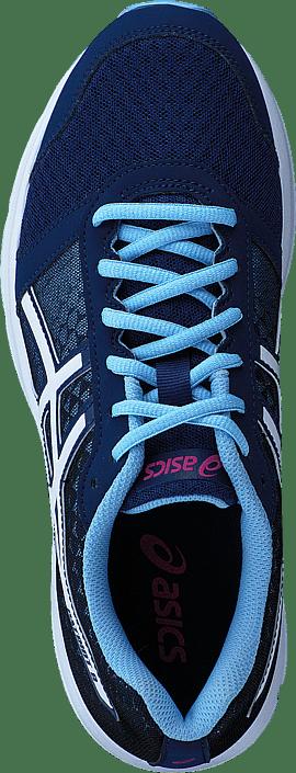 Asics - Patriot 8 Indigo Blue/white/fuchsia Purp