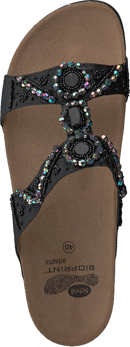 Kjøp Scholl Black Tessa Online Sko Brune Sandals RRdrwqp