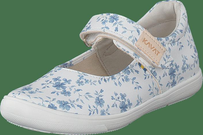 Kavat Ammenäs XC Floral gråa Skor Online