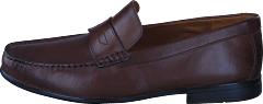 Claude Lane Brown Leather