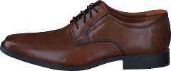 Tilden Plain Dark Tan Lea