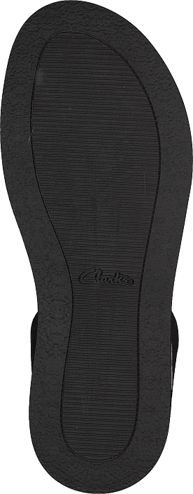 Clarks - Botanic Ivy Black Combi