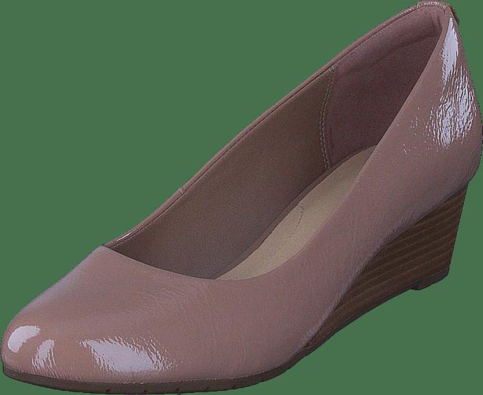 4d5191bcfa71 Buy Clarks Vendra Bloom Beige brown Shoes Online
