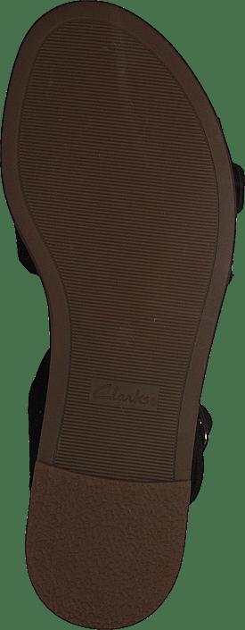 Bay Primrose Black Leather