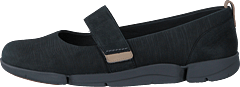 Tri Carrie Black Nubuck
