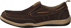 Mens Shoe Dark Brown
