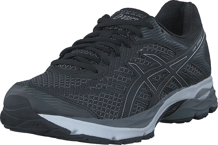 8f506a71018fc Buy Asics Gel-flux 4 Black black silver grey Shoes Online