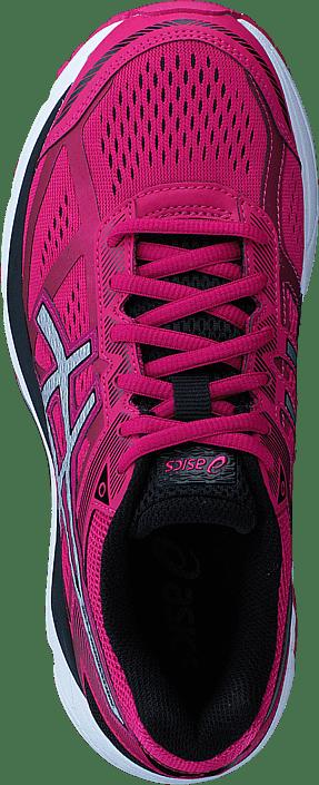 Asics - Gel-foundation 12 Pink Peacock/silver/black