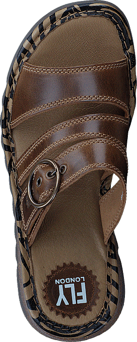 Fly London - Thea724fly Bridle Camel