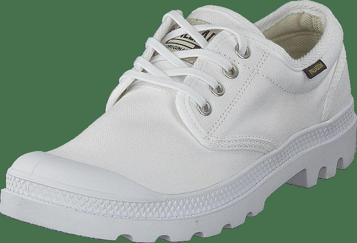 Palladium - Pampa Ox Original White