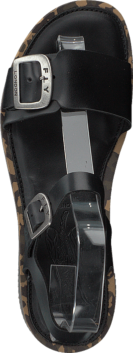 Fly London - Comb230fly Bridle Black