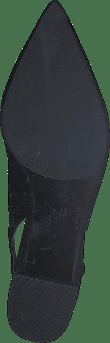 Gardenia - Cupiter Suede Black