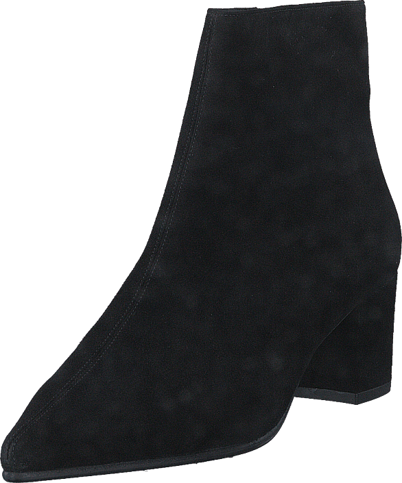 Gardenia - Gawani Suede Black