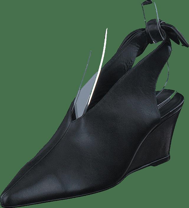 Gardenia Galima Calf svart svarta Skor Online