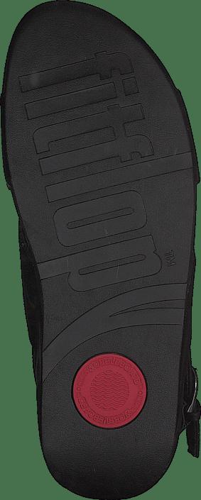 Kjøp Fitflop Lulu Cross Sdl Black Sko Online