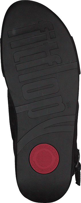 Fitflop - Lulu Cross SDL Black