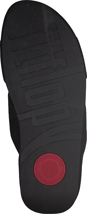 Fitflop - Lulu Cross Leather S Black