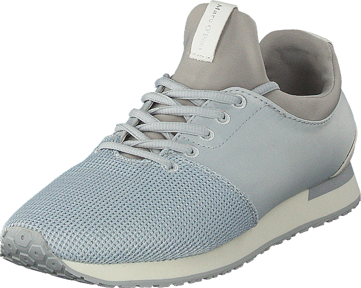 e1e8ac81 Kjøp Marc O'Polo Belfort 1A Light Grey grå Sko Online | FOOTWAY.no