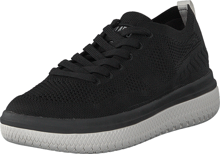 Palladium - Crushion Low Knit Black