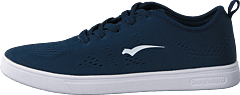 Spicy Navy/White
