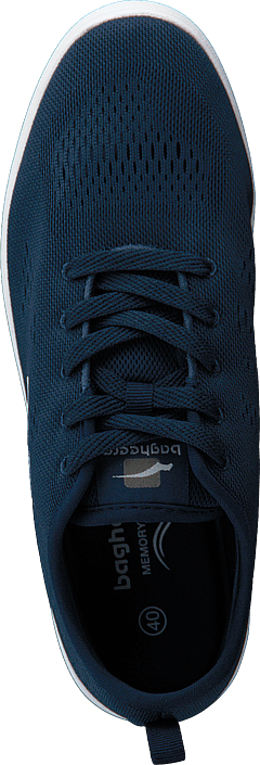 Bagheera - Spicy Navy/White