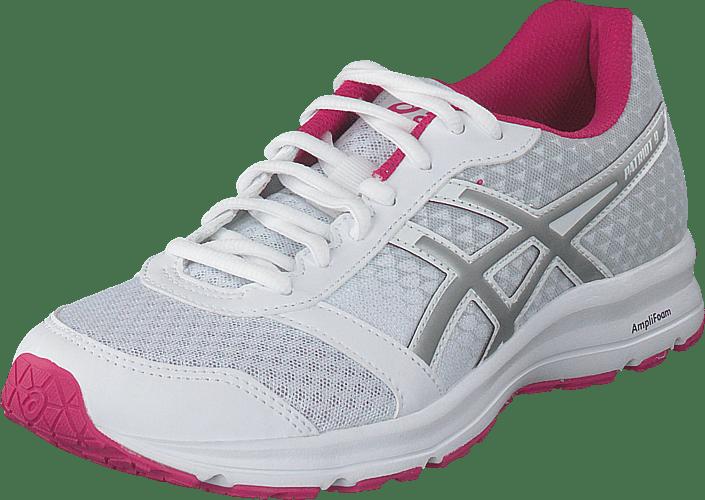 patriot 9 scarpe adidas white silver fucsia