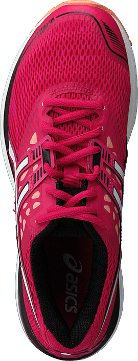 Gel-pulse 9 Bright Rose/white/black