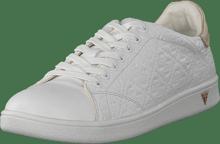 Kjøp Guess Super White sko Online | FOOTWAY.no
