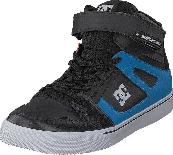 d8b0a60fb3a3 Buy DC Shoes Pure High-top Se Ev Black Red Blue grey Shoes Online ...
