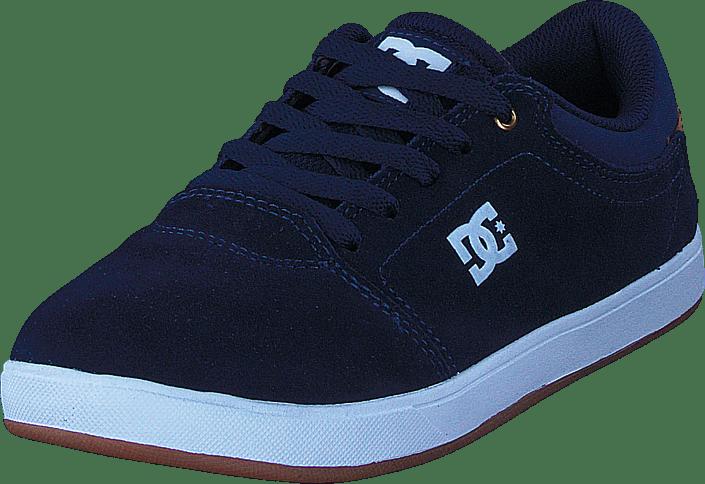 DC Shoes - Crisis Navy/White