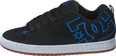 Court Graffik Black/Black/Blue