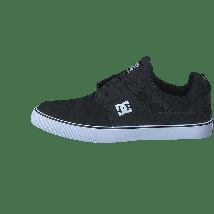 DC Shoes Heathrow Vulc Black/White 15478236