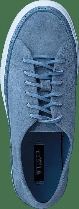 Dames Schoenen Koop Tiger of Sweden Crewe R S Art Deco Blue Schoenen Online