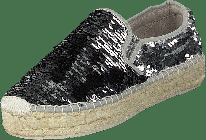 Ellye Kjøp Online Silver Lave Sko Replay Beige Black FxwAx