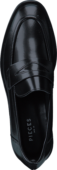 Pieces - Psmerida Leather Loafer Black