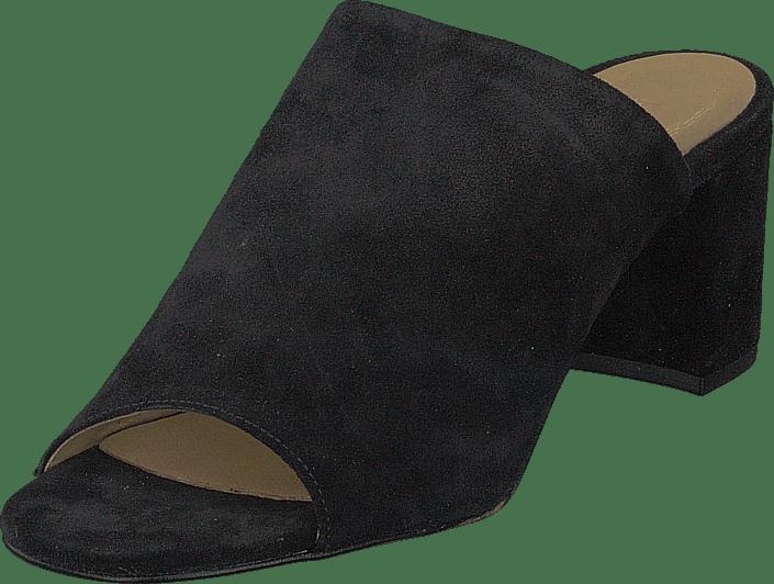 Online Black Sandaler Suede Og 16 Tøfler Sorte Køb Sko Pieces 60056 Muele Psmela TZxCwHq0