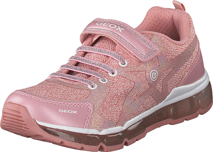 Geox - Jr Android Rose/white
