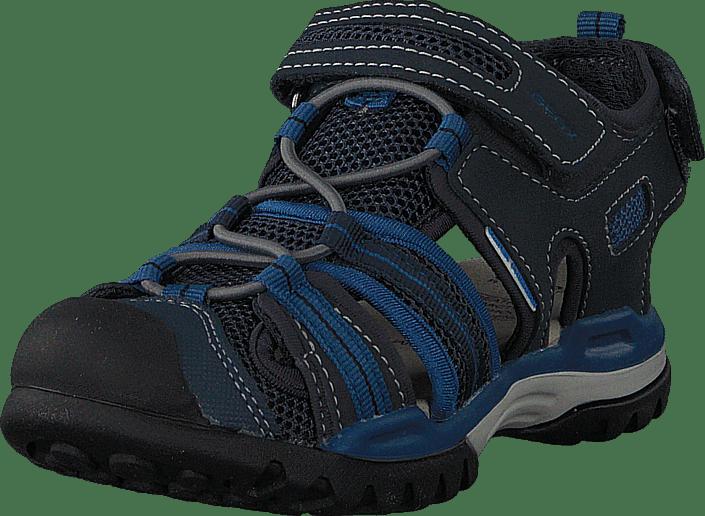 9a32b0805f48c Buy Geox Jr Borealis Navi/avio blue Shoes Online | FOOTWAY.co.uk