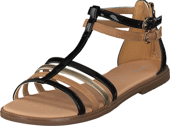 Jr Sandal Karly Black