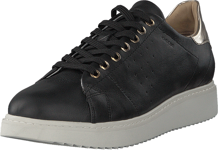Sneakers Online Kjøp Grå Sko Black Geox Thymar D qwZY1x0ZT