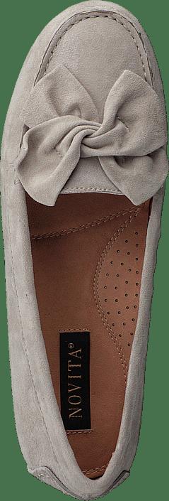 Kjøp Novita Barma Bow Grey Sko Online