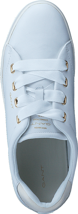 Gant - Amanda Low Lace Shoes Bright White