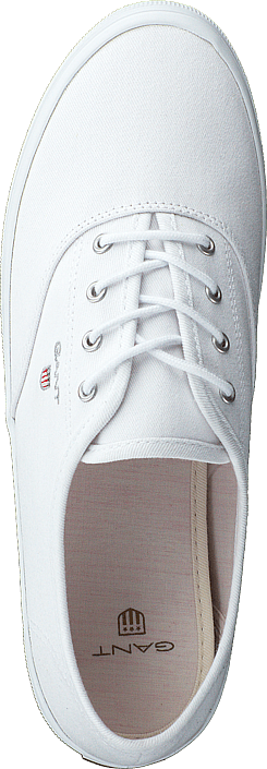 Gant - New Haven Bright White