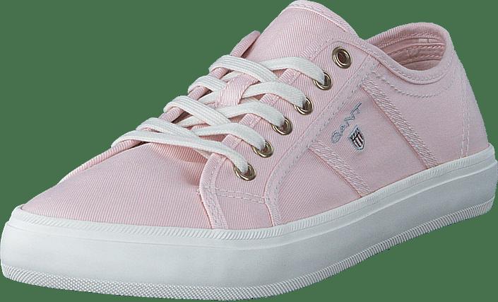 Zoe Sneaker Silver Pink