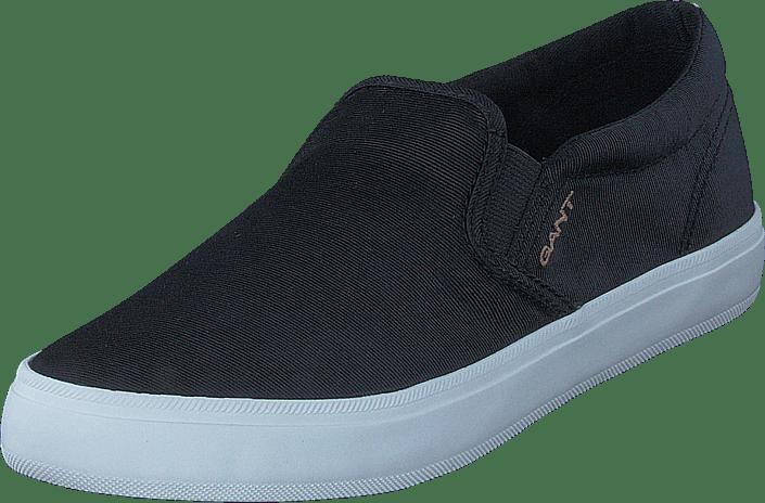 Sko Sneaker Flats Kjøp Black Online Gant Zoe Blå xBxXna8q