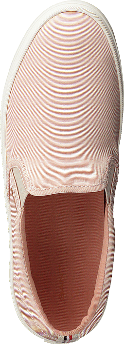 Zoe Slip-on Shoes Silver Pink