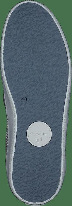 on Shoes Flade Silver Online 60057 Gant Blå 28 Køb Slip Sko Zoe CItSqnw