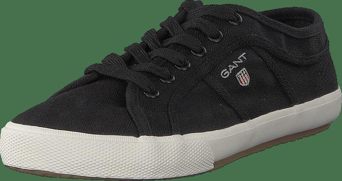 Gant Samuel svart svarta Skor Online