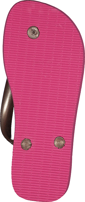Havaianas - Kids Flores Shocking Pink/rose Gold