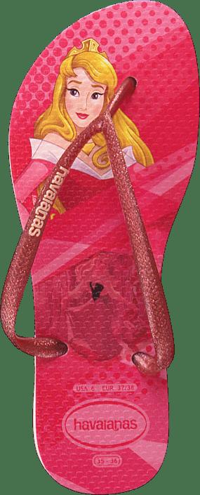 Havaianas - Kids Slim Princess Pink